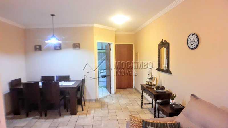 Sala   - Apartamento 2 quartos à venda Itatiba,SP - R$ 250.000 - FCAP21119 - 10