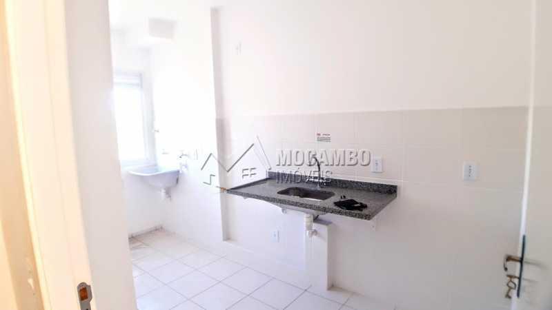 Cozinha  - Apartamento 2 quartos à venda Itatiba,SP - R$ 212.000 - FCAP21120 - 6
