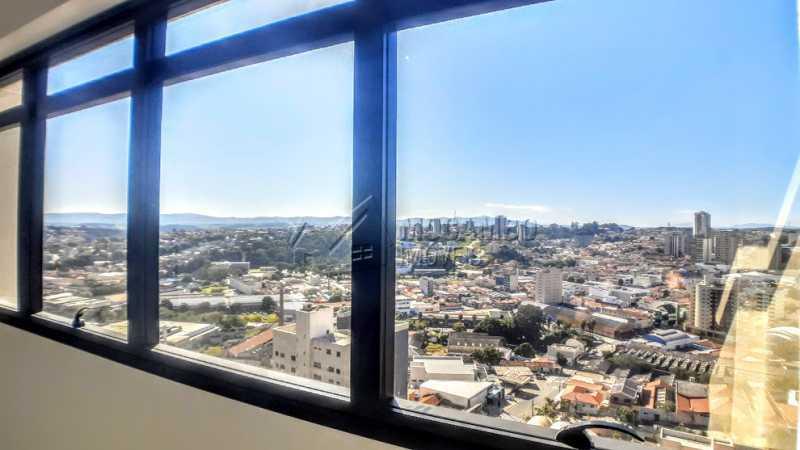 Vista da Sala  - Sala Comercial 36m² à venda Itatiba,SP - R$ 250.000 - FCSL00223 - 3