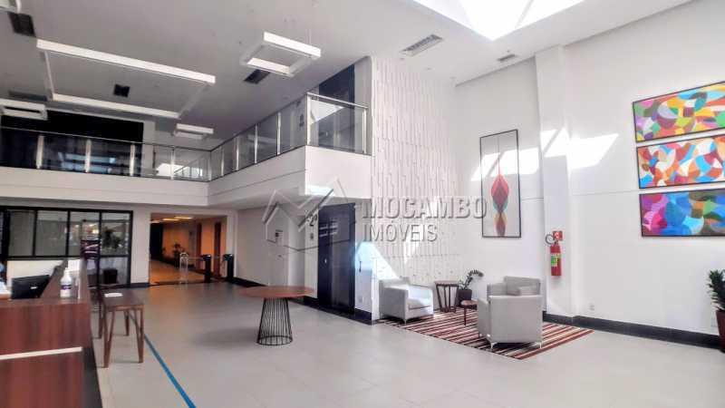 Recepção sala Praxx - Sala Comercial 36m² à venda Itatiba,SP - R$ 250.000 - FCSL00223 - 5