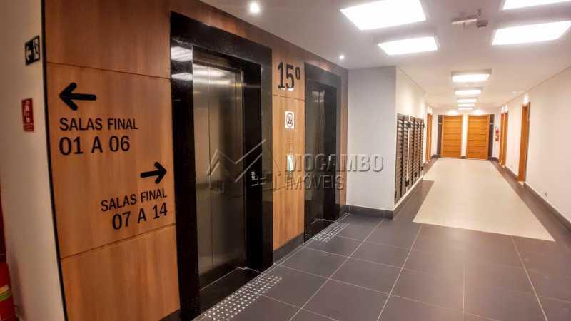 Elevadores  - Sala Comercial 36m² à venda Itatiba,SP - R$ 250.000 - FCSL00223 - 7