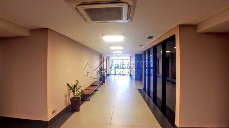Acesso aos elevadores - Sala Comercial 36m² à venda Itatiba,SP - R$ 250.000 - FCSL00223 - 8