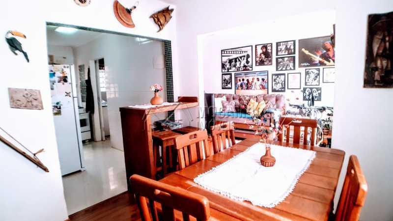 Sala de Jantar - Apartamento 2 quartos à venda Itatiba,SP - R$ 190.000 - FCAP21124 - 1