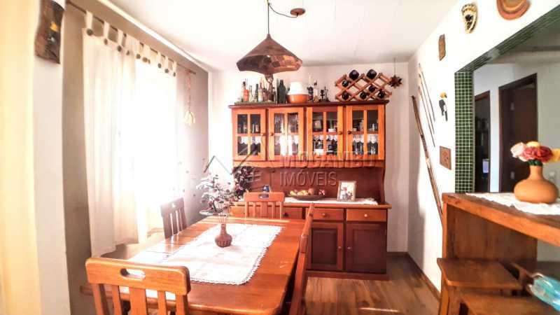 Sala de Jantar  - Apartamento 2 quartos à venda Itatiba,SP - R$ 190.000 - FCAP21124 - 3