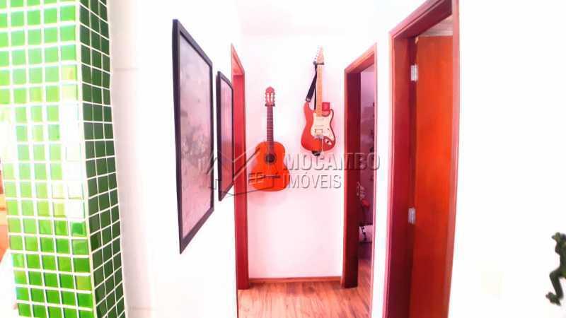 acesso aos Dormitórios - Apartamento 2 quartos à venda Itatiba,SP - R$ 190.000 - FCAP21124 - 8