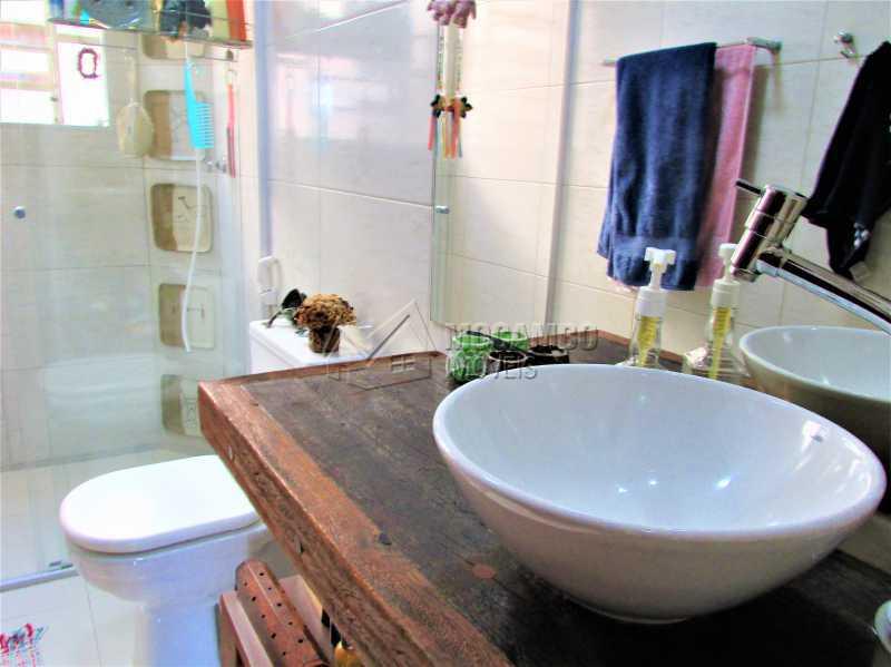 Banheiro  - Apartamento 2 quartos à venda Itatiba,SP - R$ 190.000 - FCAP21124 - 9