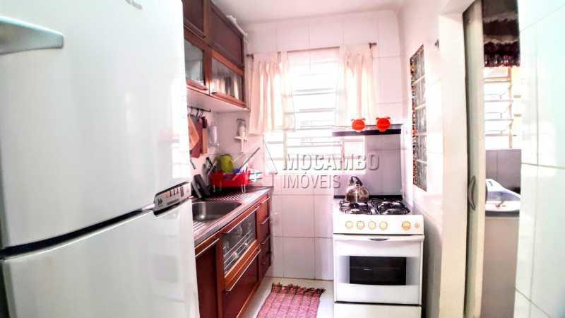Cozinha  - Apartamento 2 quartos à venda Itatiba,SP - R$ 190.000 - FCAP21124 - 7