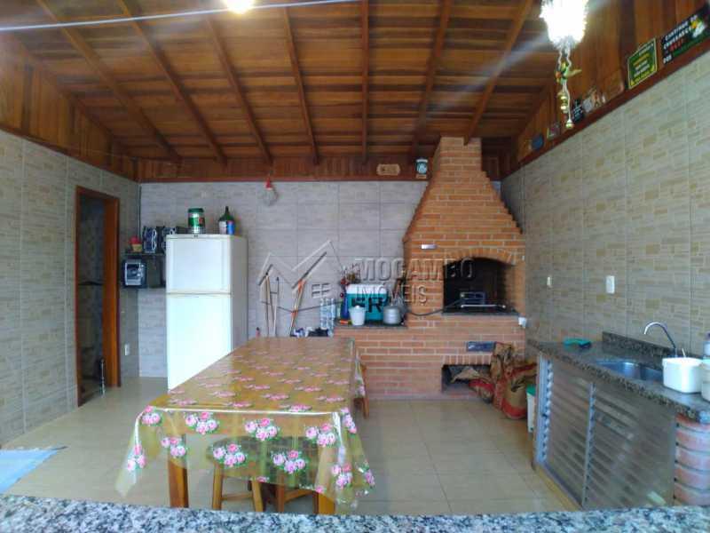 Churrasqueira - Casa 3 quartos à venda Itatiba,SP - R$ 380.000 - FCCA31363 - 1
