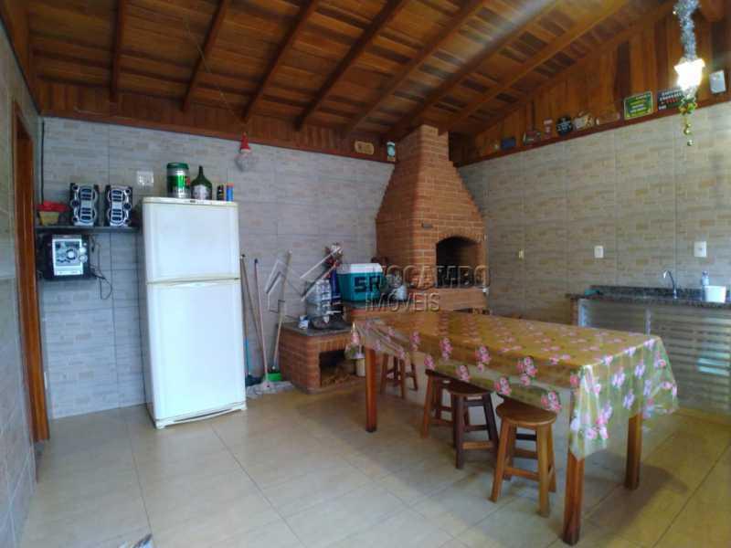 Area gourmet - Casa 3 quartos à venda Itatiba,SP - R$ 380.000 - FCCA31363 - 9