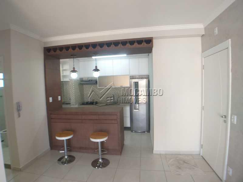 Adega/ Cozinha - Apartamento 2 quartos para alugar Itatiba,SP - R$ 1.700 - FCAP21125 - 3