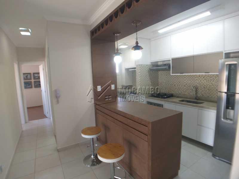Copa - Apartamento 2 quartos para alugar Itatiba,SP - R$ 1.700 - FCAP21125 - 1