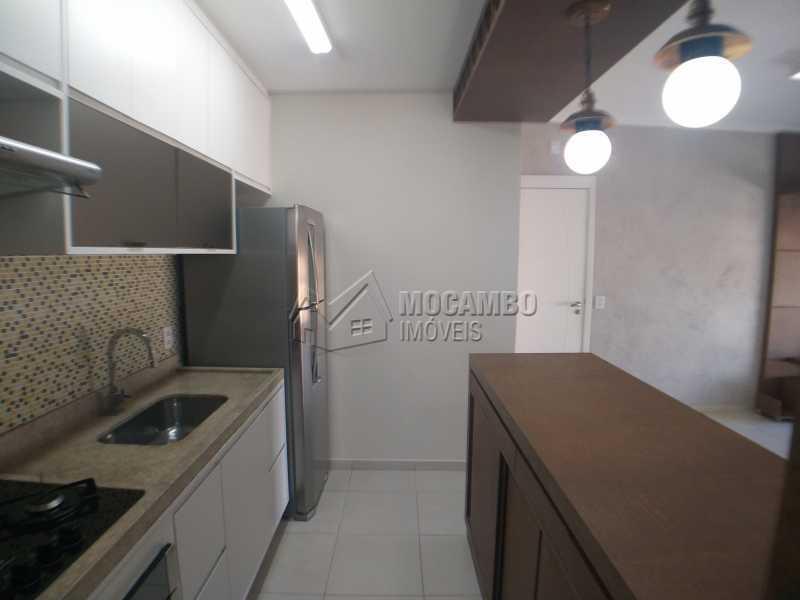 Cozinha - Apartamento 2 quartos para alugar Itatiba,SP - R$ 1.700 - FCAP21125 - 5