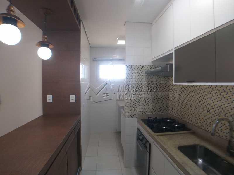 Cozinha - Apartamento 2 quartos para alugar Itatiba,SP - R$ 1.700 - FCAP21125 - 6
