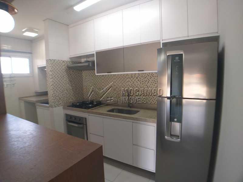 Cozinha - Apartamento 2 quartos para alugar Itatiba,SP - R$ 1.700 - FCAP21125 - 8