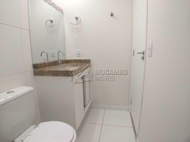 Banheiro social - Apartamento 2 quartos para alugar Itatiba,SP - R$ 1.700 - FCAP21125 - 9