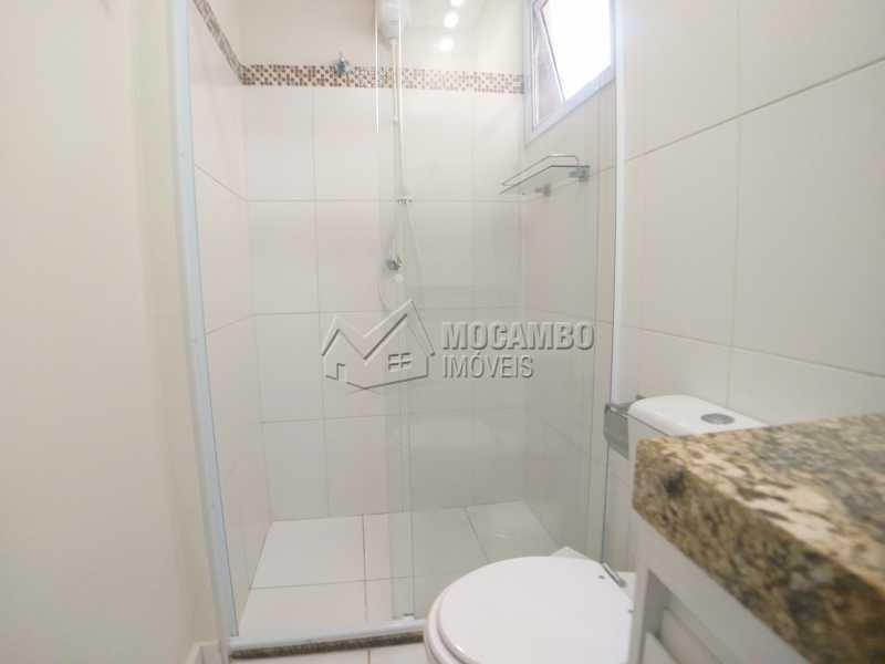 Banheiro social - Apartamento 2 quartos para alugar Itatiba,SP - R$ 1.700 - FCAP21125 - 10