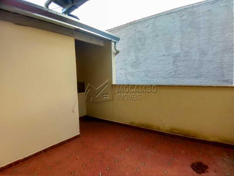 Área de Serviço - Casa 2 quartos para alugar Itatiba,SP Centro - R$ 1.000 - FCCA21369 - 7