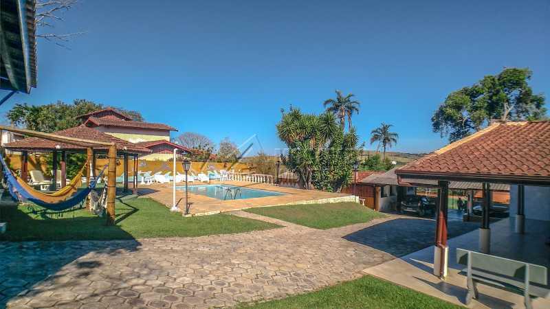 Recanto dos Passáros - Chácara 2205m² à venda Itatiba,SP - R$ 1.300.000 - FCCH50011 - 3