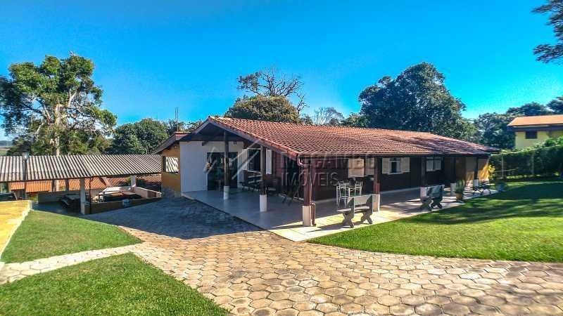 Recanto dos Passáros - Chácara 2205m² à venda Itatiba,SP - R$ 1.300.000 - FCCH50011 - 4