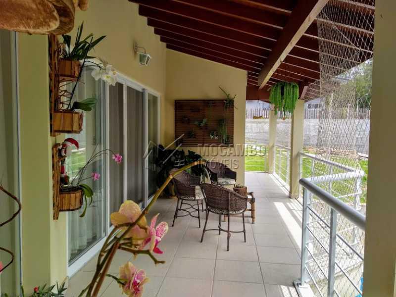 Varanda - Casa em Condomínio 3 quartos à venda Itatiba,SP - R$ 1.350.000 - FCCN30470 - 7