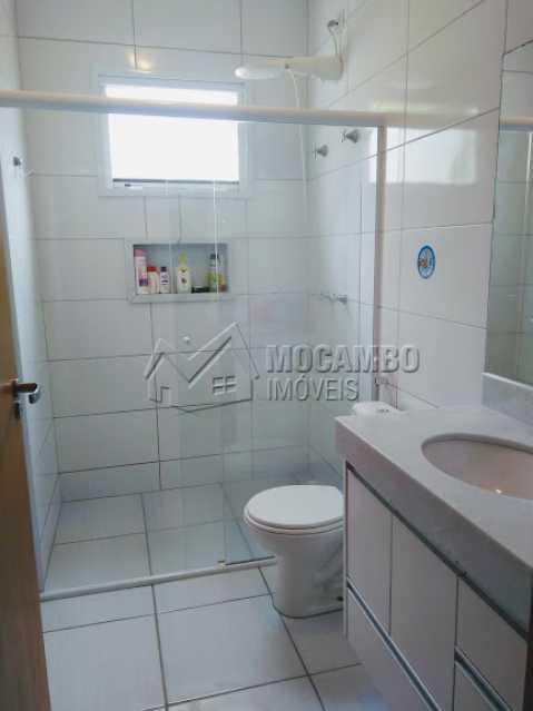 Banheiro - Casa em Condomínio 3 quartos à venda Itatiba,SP - R$ 1.350.000 - FCCN30470 - 10