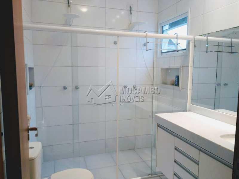 Banheiro - Casa em Condomínio 3 quartos à venda Itatiba,SP - R$ 1.350.000 - FCCN30470 - 14