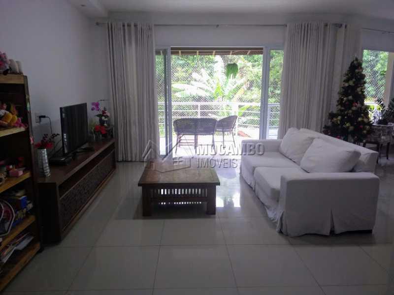 Sala - Casa em Condomínio 3 quartos à venda Itatiba,SP - R$ 1.350.000 - FCCN30470 - 3