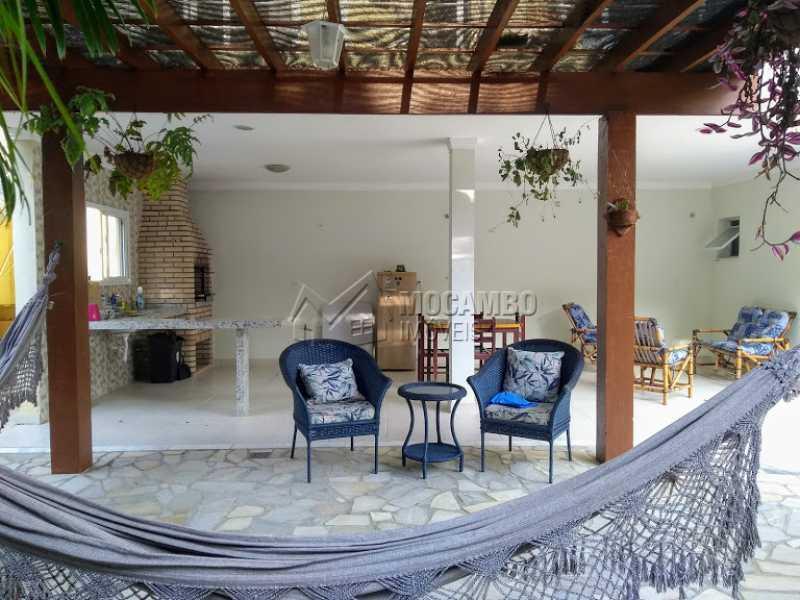 Área Gourmet - Casa em Condomínio 3 quartos à venda Itatiba,SP - R$ 1.350.000 - FCCN30470 - 6