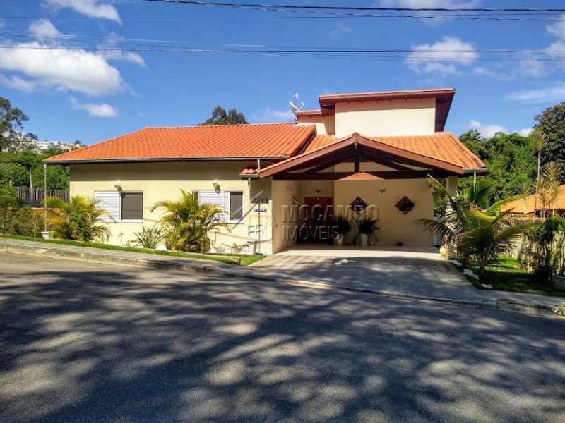 Fachada da Casa - Casa em Condomínio 3 quartos à venda Itatiba,SP - R$ 1.350.000 - FCCN30470 - 1