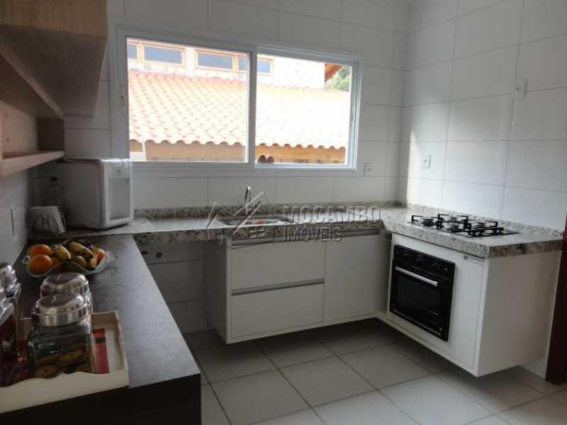 Cozinha - Casa em Condomínio 3 quartos à venda Itatiba,SP - R$ 1.350.000 - FCCN30470 - 12