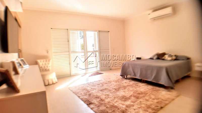 Suíte Casal - Casa em Condomínio 3 quartos à venda Itatiba,SP - R$ 1.290.000 - FCCN30475 - 5