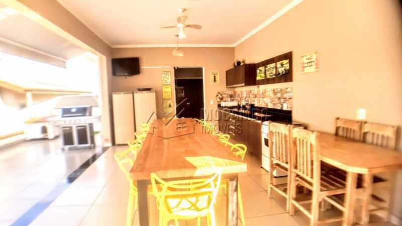 Churrasqueira - Casa em Condomínio 3 quartos à venda Itatiba,SP - R$ 1.290.000 - FCCN30475 - 21