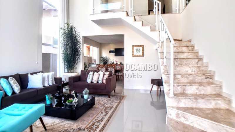 Sala - Casa em Condomínio 3 quartos à venda Itatiba,SP - R$ 1.290.000 - FCCN30475 - 4