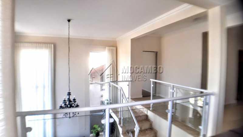 Hall  - Casa em Condomínio 3 quartos à venda Itatiba,SP - R$ 1.290.000 - FCCN30475 - 15