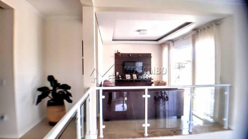 Sala de TV  - Casa em Condomínio 3 quartos à venda Itatiba,SP - R$ 1.290.000 - FCCN30475 - 11