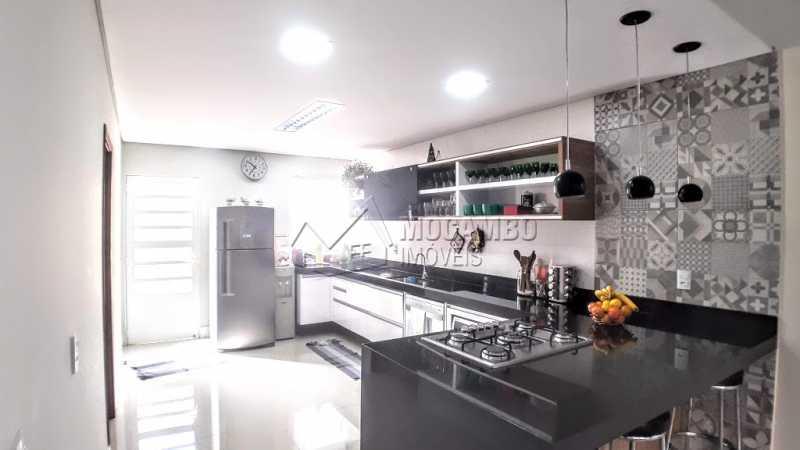 Cozinha  - Casa em Condomínio 3 quartos à venda Itatiba,SP - R$ 1.290.000 - FCCN30475 - 8