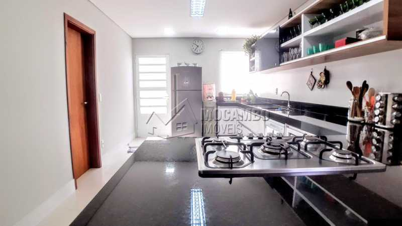 Cozinha  - Casa em Condomínio 3 quartos à venda Itatiba,SP - R$ 1.290.000 - FCCN30475 - 9