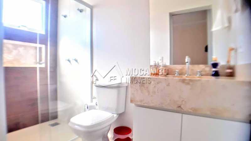 Banheiro  - Casa em Condomínio 3 quartos à venda Itatiba,SP - R$ 1.290.000 - FCCN30475 - 17