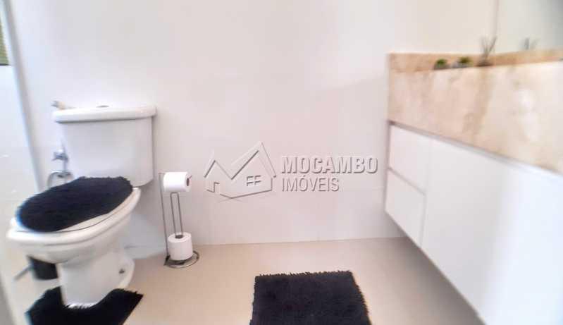 Banheiro  - Casa em Condomínio 3 quartos à venda Itatiba,SP - R$ 1.290.000 - FCCN30475 - 16