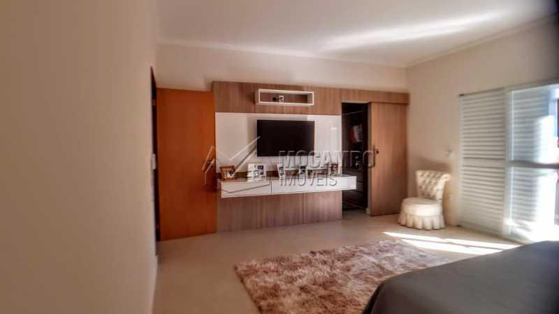 Suíte Casal  - Casa em Condomínio 3 quartos à venda Itatiba,SP - R$ 1.290.000 - FCCN30475 - 6