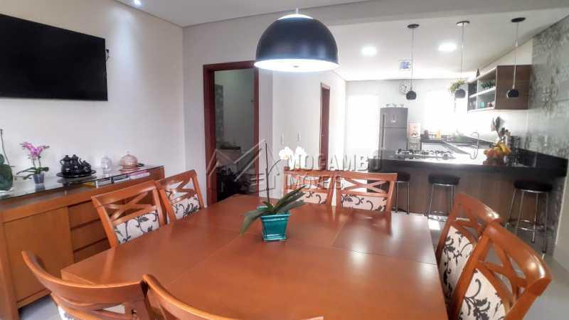 Sala de Jantar  - Casa em Condomínio 3 quartos à venda Itatiba,SP - R$ 1.290.000 - FCCN30475 - 19