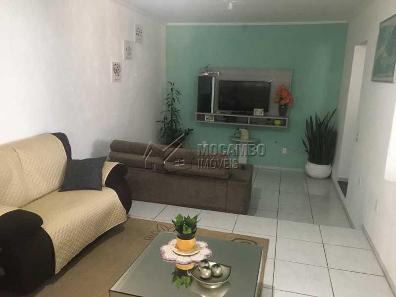 Sala - Casa 3 quartos à venda Itatiba,SP - R$ 425.000 - FCCA31366 - 3