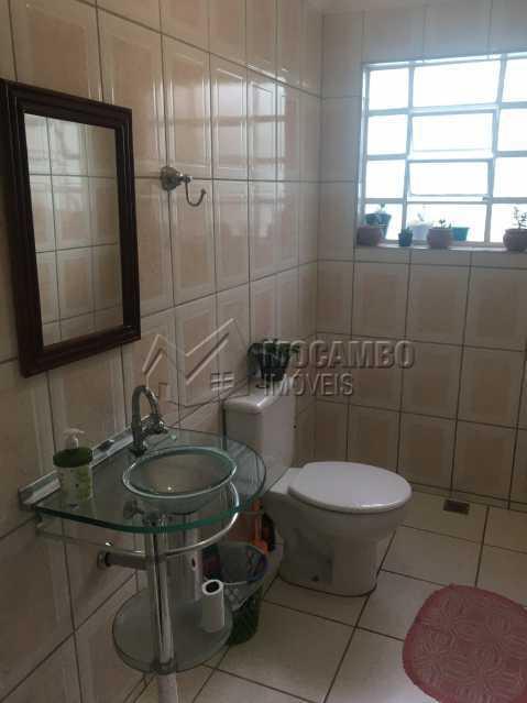 Banheiro - Casa 3 quartos à venda Itatiba,SP - R$ 425.000 - FCCA31366 - 4