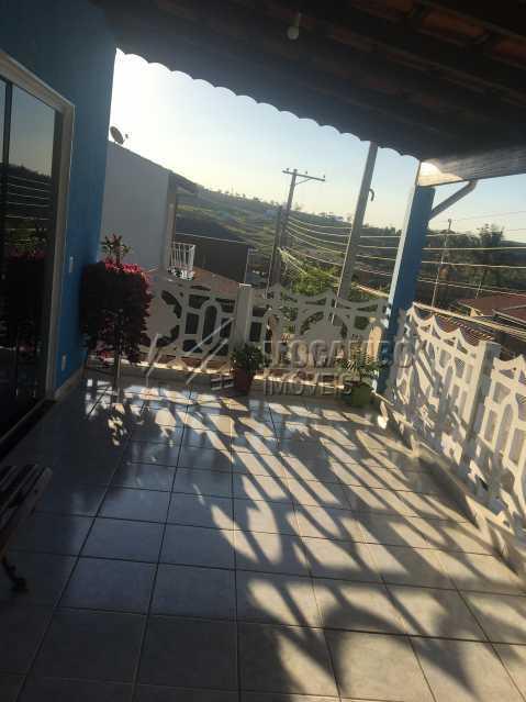 Varanda - Casa 3 quartos à venda Itatiba,SP - R$ 425.000 - FCCA31366 - 6