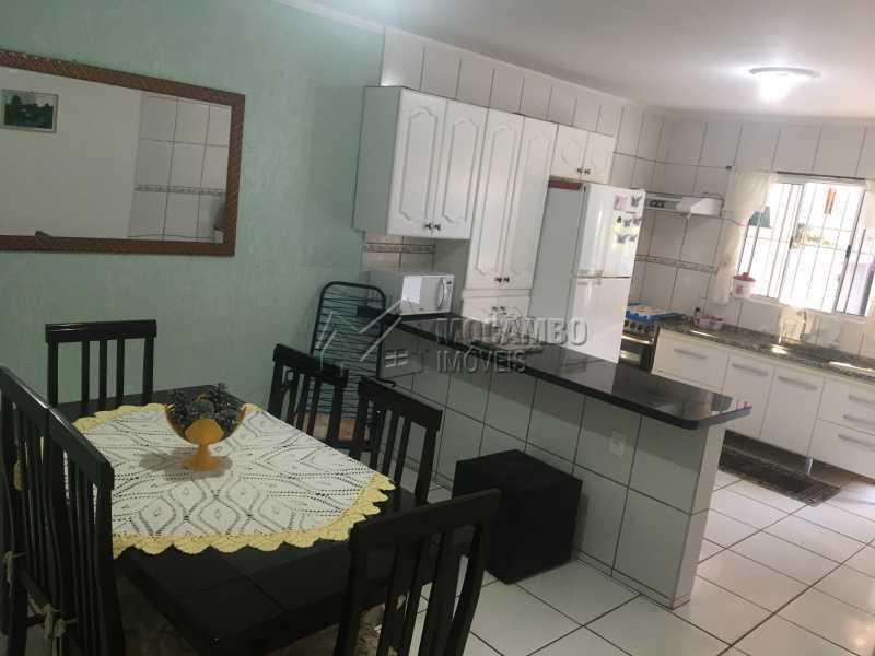 Cozinha - Casa 3 quartos à venda Itatiba,SP - R$ 425.000 - FCCA31366 - 9