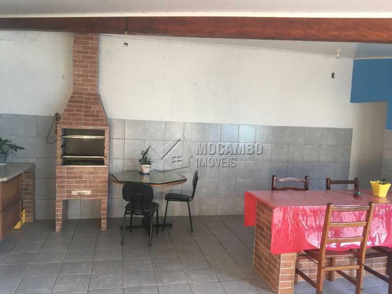 Área gourmet - Casa 3 quartos à venda Itatiba,SP - R$ 425.000 - FCCA31366 - 11