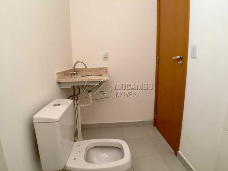 Banheiro - Apartamento 2 quartos à venda Itatiba,SP - R$ 270.000 - FCAP21135 - 9