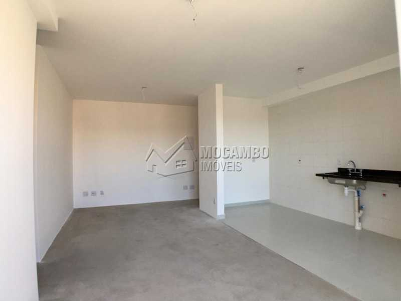 Sala  - Apartamento 2 quartos à venda Itatiba,SP - R$ 270.000 - FCAP21135 - 5