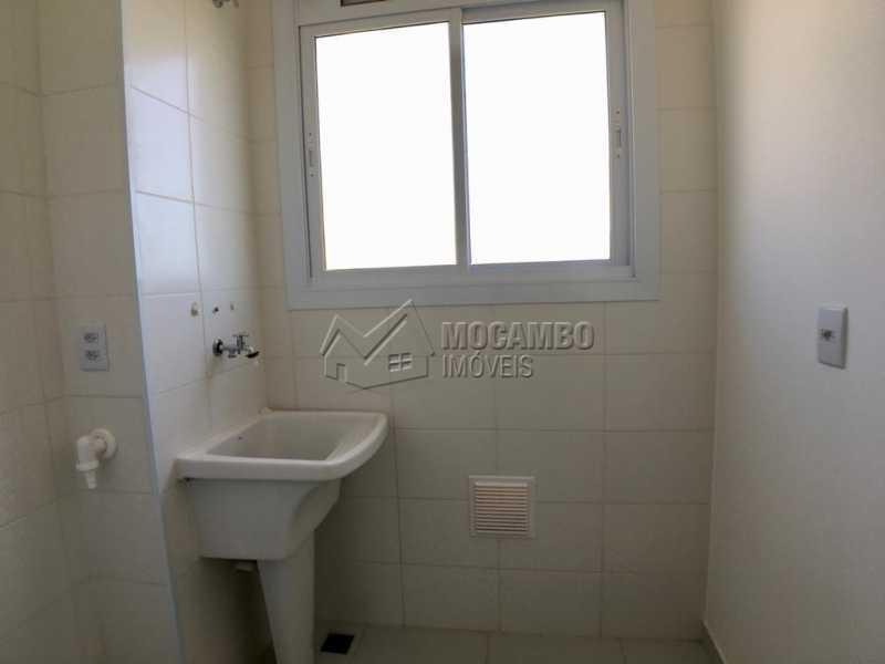Área de Serviço  - Apartamento 2 quartos à venda Itatiba,SP - R$ 270.000 - FCAP21135 - 8