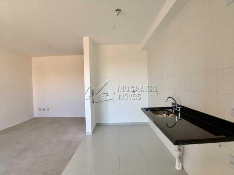 Cozinha - Apartamento 2 quartos à venda Itatiba,SP - R$ 270.000 - FCAP21135 - 7
